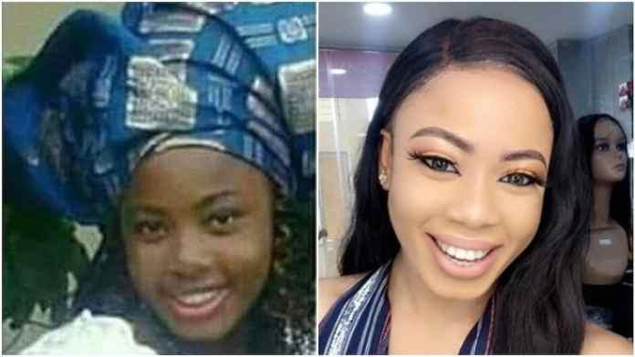 Nigerians dig up old photo of BBNaija's Nina on social media, she was an adorable kid