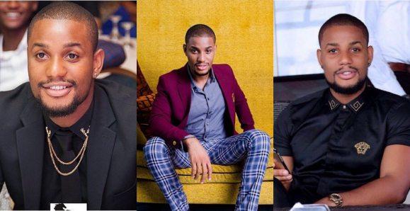 Alex Ekubo Cries Over Series Of Unfortunate Events In Nigeria
