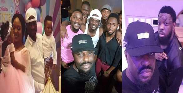 More photos from Paul Okoye Twins' 1st Birthday Party (Photos)