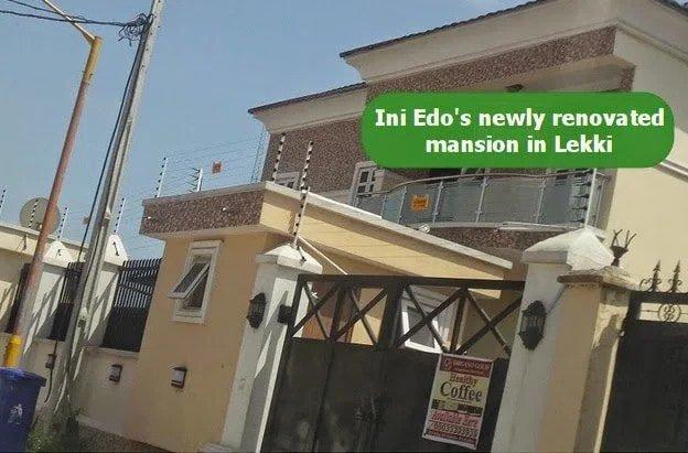 Ini Edo house