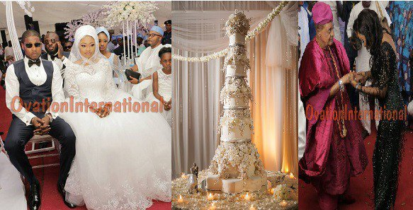 Photos from Alaafin of Oyo's daughter Nikkah ceremony