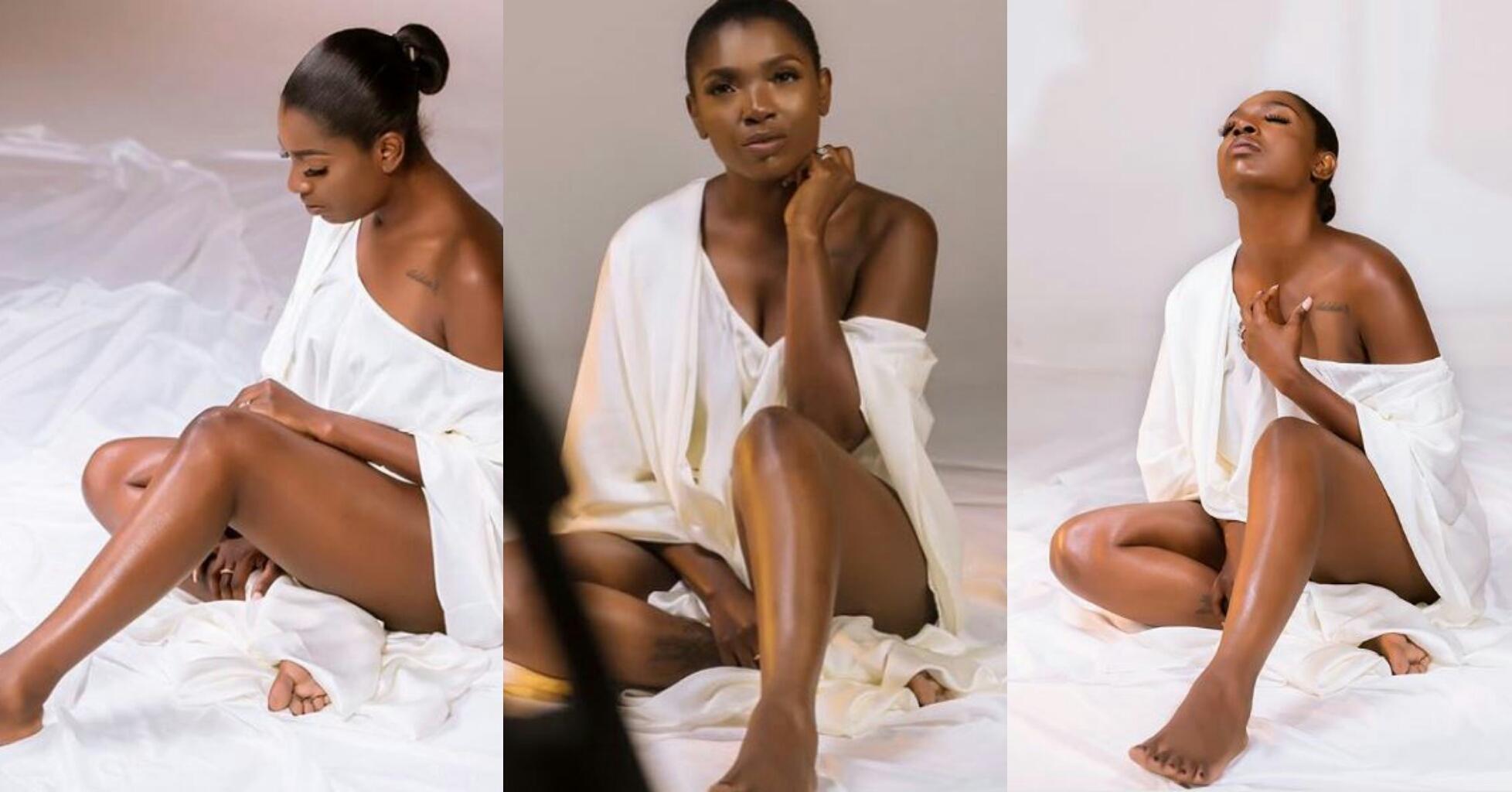 Annie Idibia bedroom photos