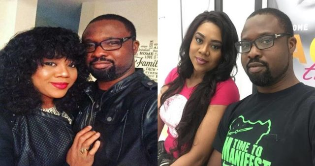 Stella Damasus and Daniel Ademinokan celebrate wedding anniversary