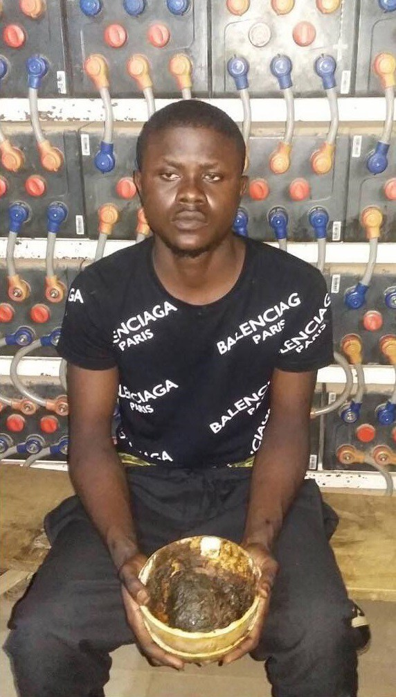 money ritual in nigeria