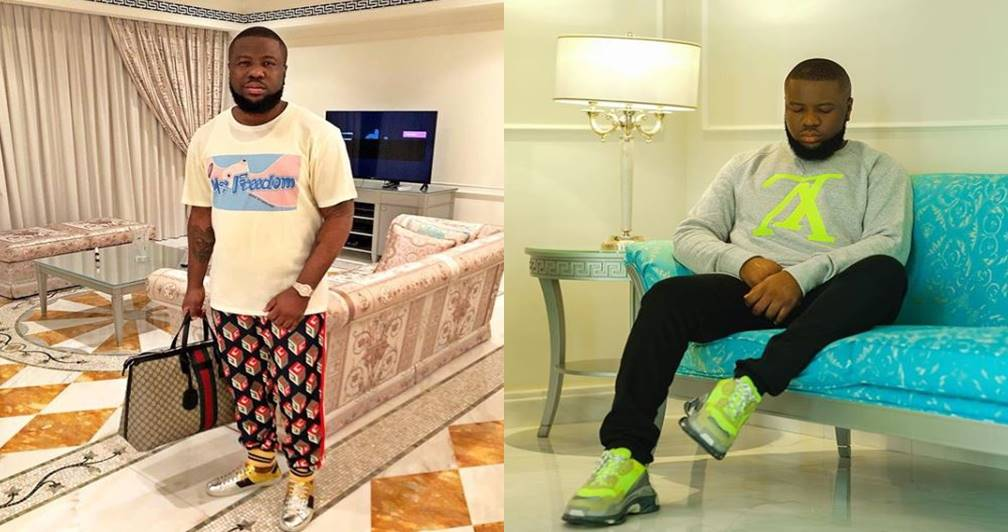 Hushpuppi 'arrested' for 'Fraud' in Dubai by Interpol and FBI (Video)