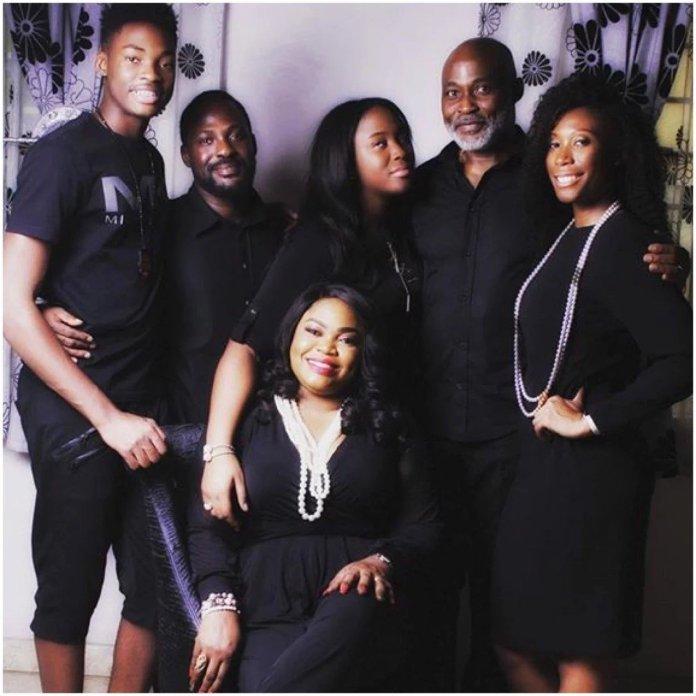 Richard Mofe Damijo family theinfong