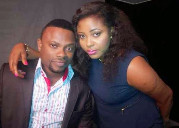 Imeh Bishop Umoh and wife