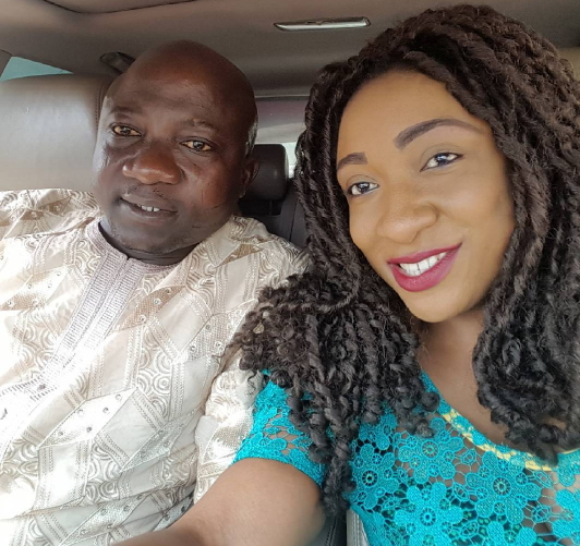 Sanyeri and his wife