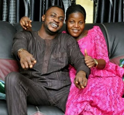 Odunlade Adekola and his wife