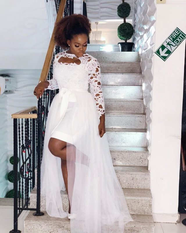 Cee-C wins the fashion influencer of the year award