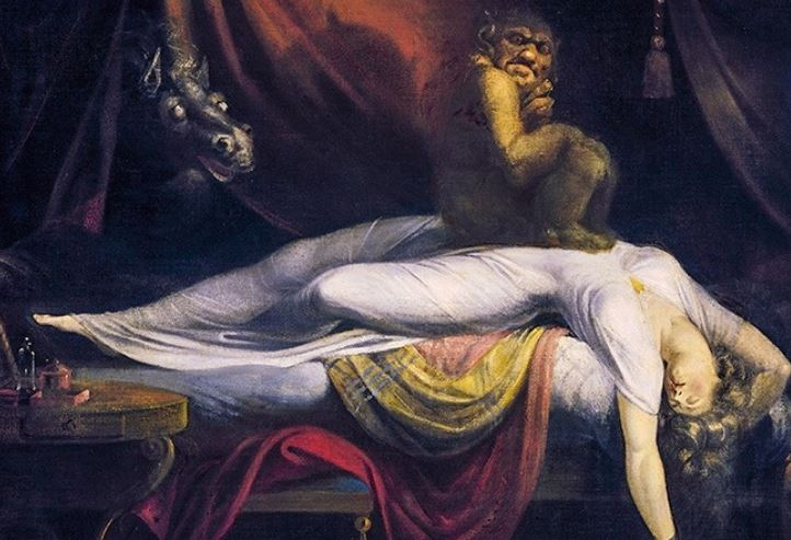 mysterious things that happen to your body while you sleep