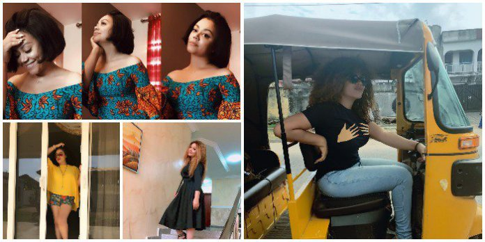 All you need to know about Nadia Buari