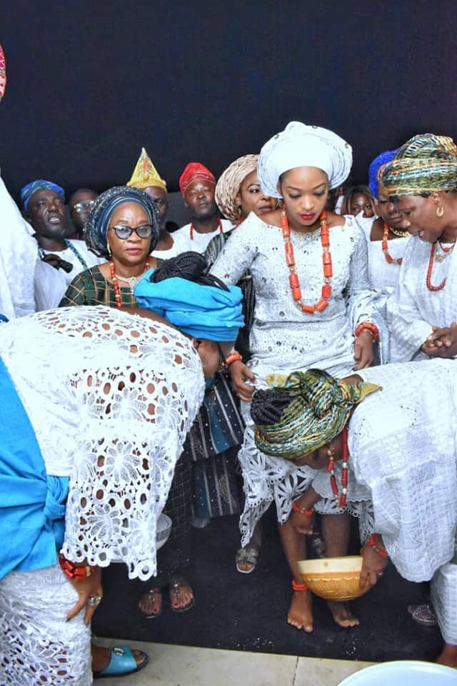ooni of ife wife