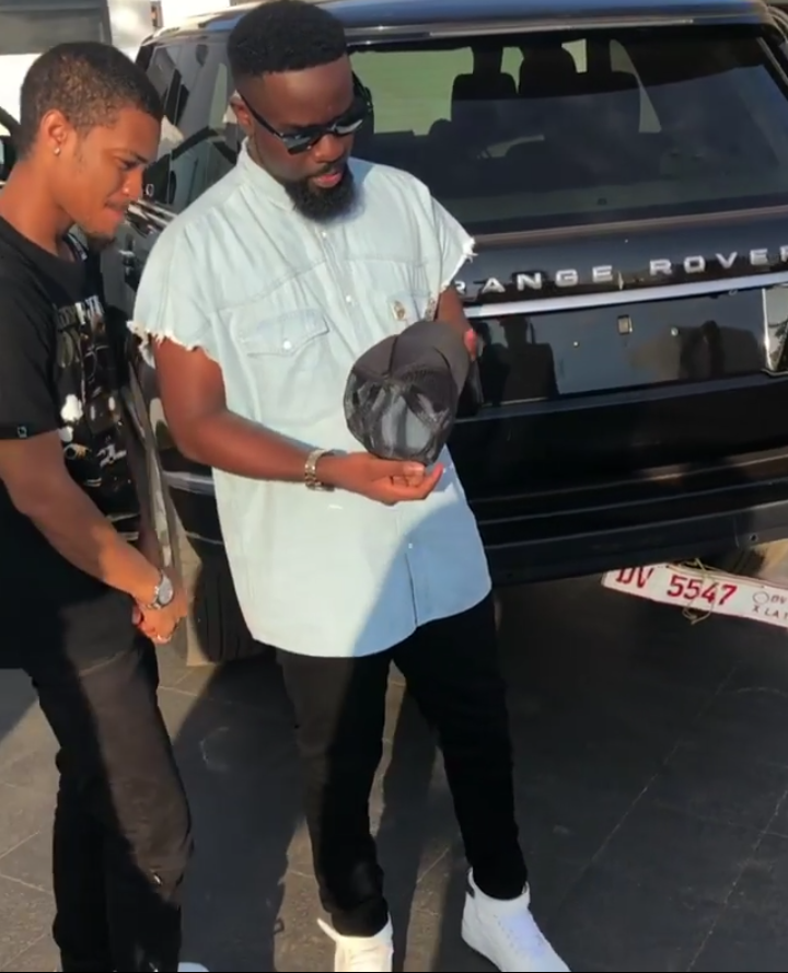 Sarkodie replies Shatta Wale