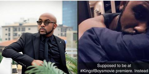 Banky W poisoned