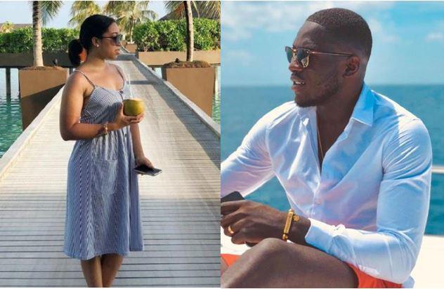 sharon oyakhilome and her husband honeymoon