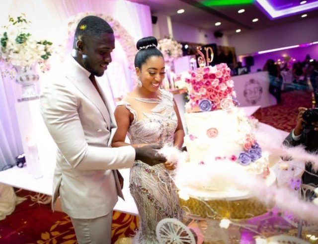 sharon second wedding