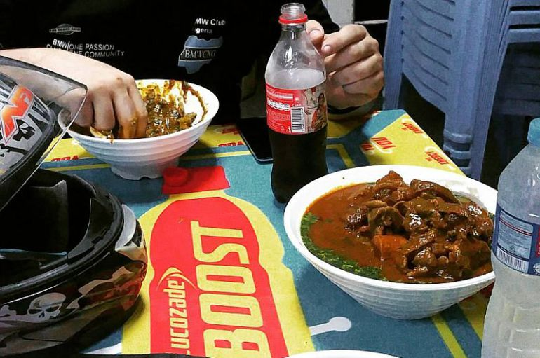 best Amala joints in Lagos