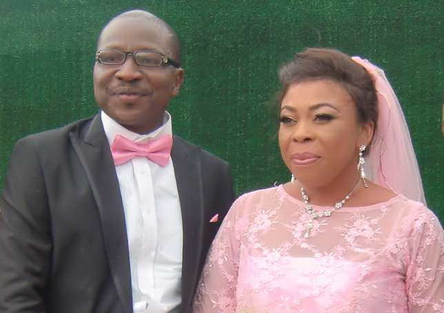 Yoruba actors you didn't know are married
