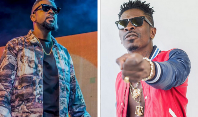 Shatta Wale and Sarkodie beef