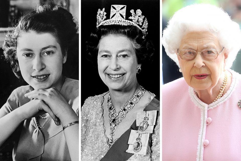 Queen Elizabeth stepping down