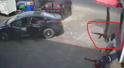 Gtbank robbery