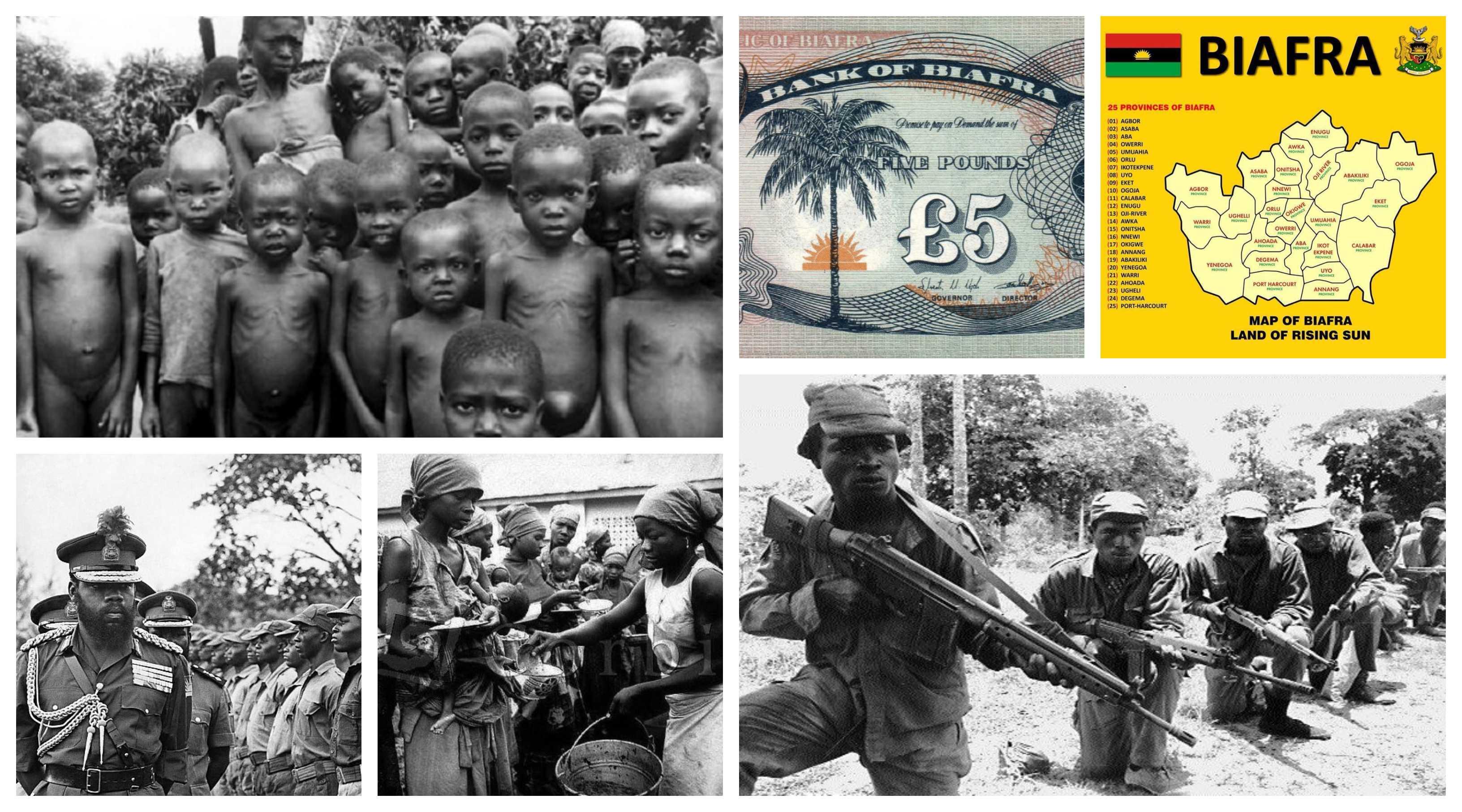 The Nigerian Civil War