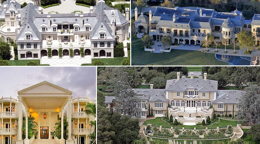 Expensive homes of Black American celebrities