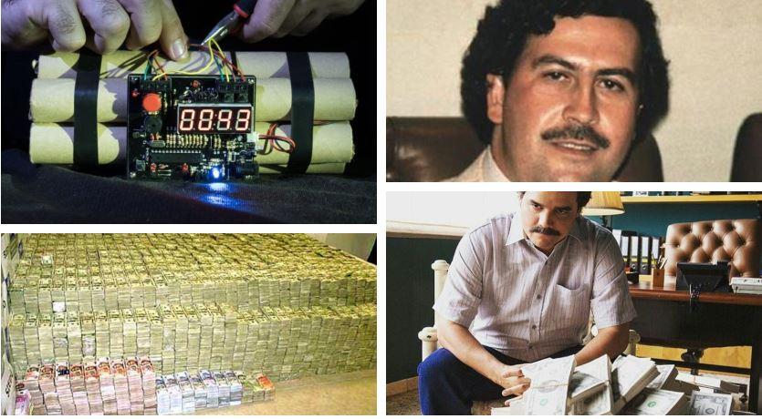 horrible facts about Pablo Escobar