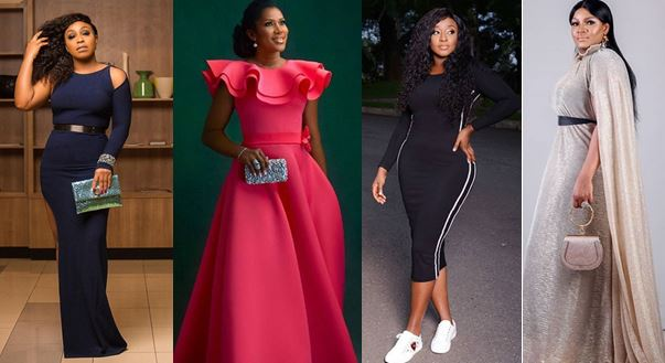 Nollywood actresses with the sexiest bodies