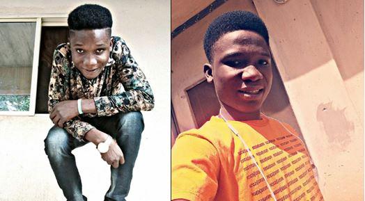Nigerian guy