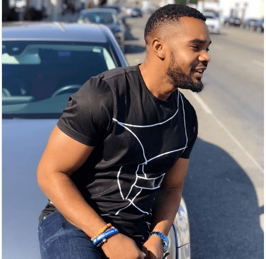 most handsome Nigerian celebrities