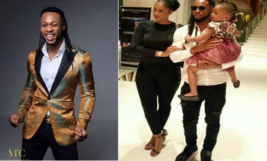 Singer Flavour and wife, Sandra Okagbue Reportedly welcome 2nd child