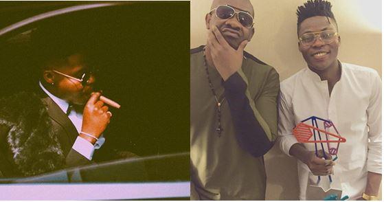Reekado Banks parts ways with Don Jazzy's Mavin Records