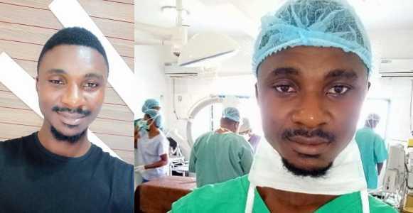 Nigerian doctor