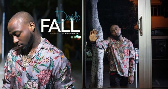 Davido S Fall Becomes Most Viewed Nigerian Music Video On Youtube Theinfong