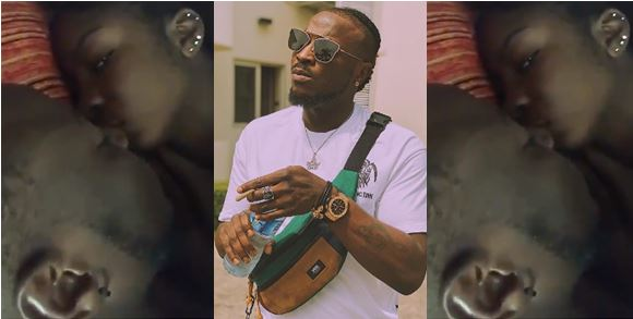 Video of Singer Peruzzi in bed with a Unilag Slay Queen