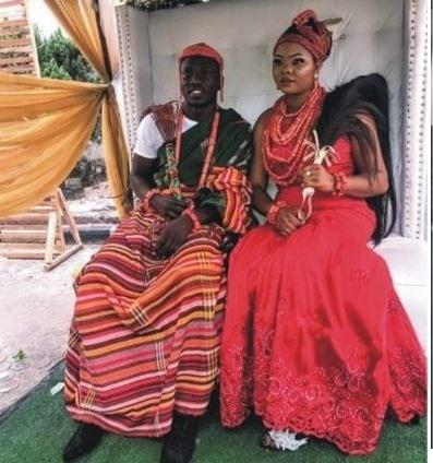 Etebo Oghenekaro wedding
