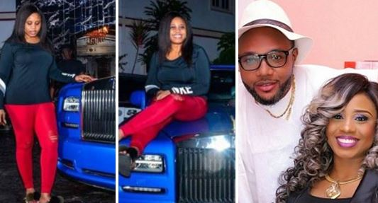 E-money buys his wife a Rolls Royce