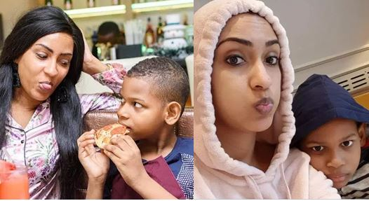 Juliet Ibrahim son