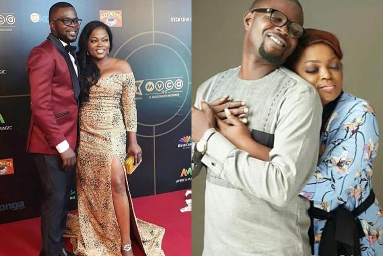 Funke Akindele twins