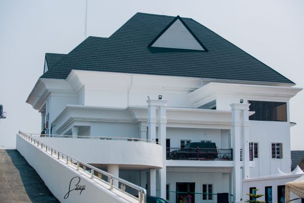 Emmanuel Emenike's Mansion in Owerri