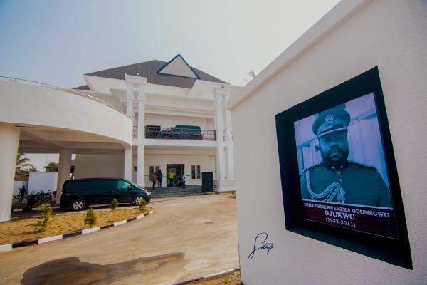 Emmanuel Emenike's Mansion in Owerri