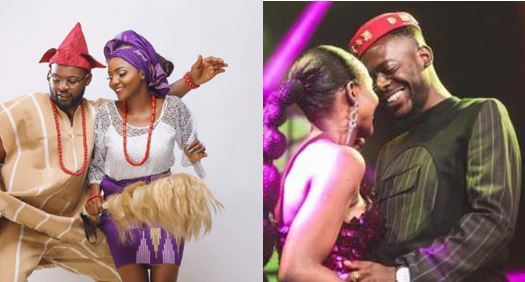 Falz reacts to Simi's and Adekunle Gold wedding