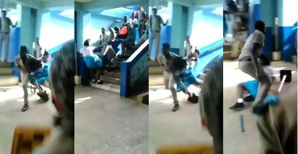 Secondary school students