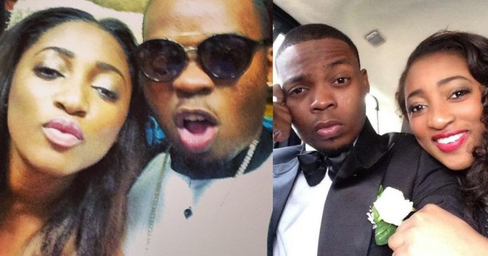 olamide and his girlfriend