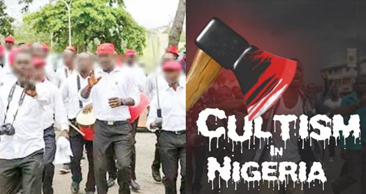 cult groups in Nigerian Universities