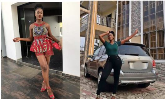 Actress Linda Osifo buys house in Lagos