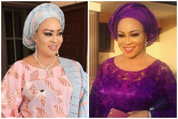 Bukky Wright converts to Christianity, attends Oyedepo's church