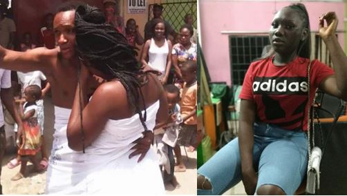 My boyfriend slept with pastor's wife who wanted to settle our dispute